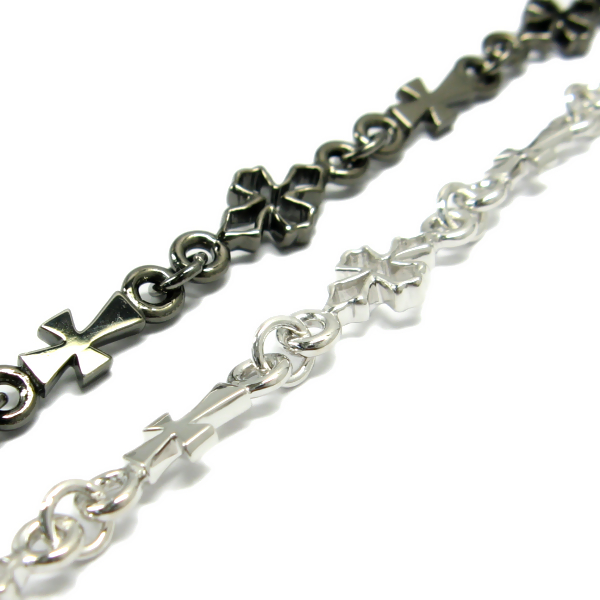 LARA Christie*ララクリスティー Knights Templar cross Bracelet テンプルクロスペアブレスレット :PAIR Label: