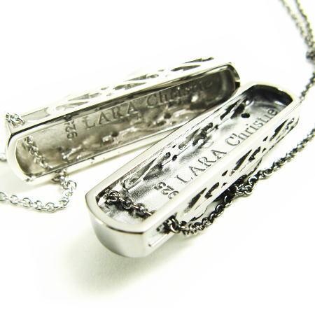 LARA Christie*ララクリスティー Love spirits Necklace ラブスピリッツネックレス :PAIR Label: