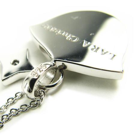 LARA Christie*ララクリスティー Southern Cross Necklace サザンクロスネックレス :WHITE Label: