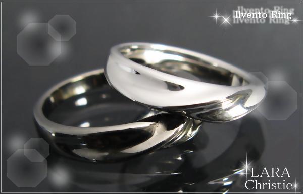 LARA Christie*ララクリスティー Ilvento Ring イルヴェントリング :PAIR Label: